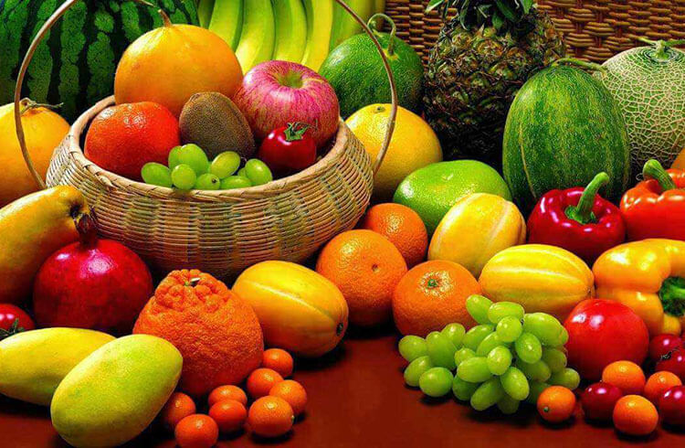 Eating Fruits and Vegetables Improve Mental Health